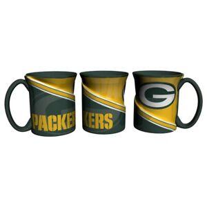 Green Bay Packers 18oz Twist Coffee Mug NFL - Boelter Brands