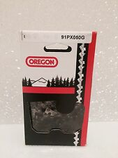 "1 Oregon 91PX050G Chainsaw Chain 14"" 3/8 .050 50DL 63PMC3 50 S50"