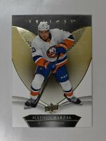 2018-19 18-19 UD Upper Deck Trilogy Base #8 Mathew Barzal