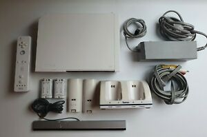 Nintendo Wii Konsole Weiß | PAL | Remote Controller | BLITZVERSAND⚡