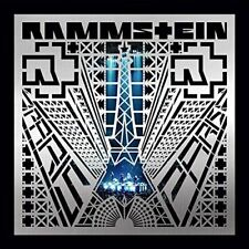 2cd rammstein ''paris -2cd-''.new and sealed 2cd rammstein ''paris -2cd-''.new and sealed