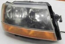 OEM  2001 Jeep Grand Cherokee Laredo  Left Passenger Headlight 99 00 01 02 03