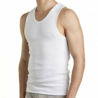 Bonds Mens Chesty Bond Cotton Singlet sizes XL 2XL Colour White