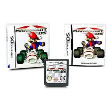 Nintendo DS Spiel Mario Kart DS in OVP mit Anleitung