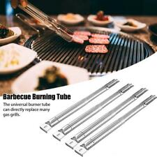 Stainless Steel Adjustable BBQ Gas Grill Tube Burner Replacement Cooking Baking