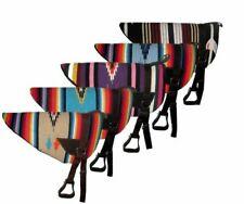 Showman Serape Bareback Saddle Pad