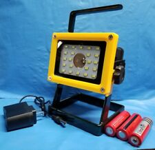 Shadow Hunter LC-701 Rechargeable LED Floodlight 30w 2400LM Be Safe Be Seen