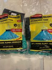 MAXIMIZER #24 Microfiber Tube Mop Head 2 Pack