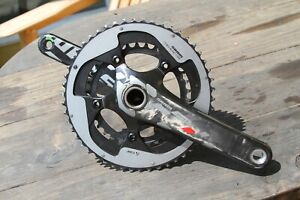 SRAM Red 22 11speed crankset 172.5 50/34T with GXP BB  USED VGC