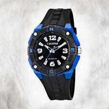 70bac7d903d2 Calypso Plástico Puro Reloj para Hombre K5634 3 Reloj de Pulsera Negro  Analogico