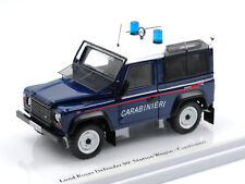 TSM MODEL Land Rover DEFENDER Station Wagon Carabiniers-Police-Police -1/43