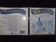 CD JOHN LEE HOOKER / HOUSE RENT BOOGIE /