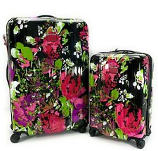 Tumi Collage Floral Luggage Set V4 Extended Trip and International Carry On