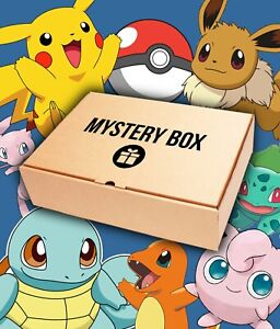 Pokemon Cards MYSTERY BOX