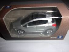 1/64 3-INCHES PEUGEOT 308 GRIS NOREV