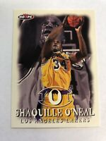 Shaquille O'Neal - 1998 NBA Hoops - Los Angeles Lakers 100