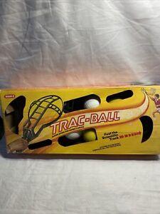 Vintage 1979 Wham-O Trac-Ball 2 Racquets / 3 Balls ~ Game In Original Box Z1
