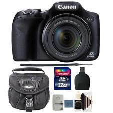 Canon PowerShot SX530 HS Digital Camera with 32GB Accessory Bundle