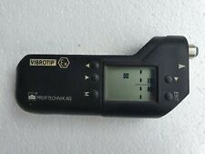 Pruftechnik Vib 8650 Vibrotip Machine Analyzer Data Collector Vibration Meter