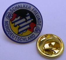 PIN + Schalker Freunde Norddeutschland + FC Schalke 04 Fan-Club + NEU + RAR +