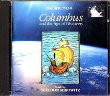 Columbus And The Age Of Discovery-Soundtrack Sheldon Mirowitz CD (Narada Cinema)