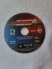 Need For Speed: Hot Pursuit Limited Edition (Sony Playstation 3, 2010) Disc Only