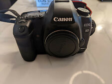 Canon EOS 5D Mark II Digital SLR Camera (Body Only w/Box and CD/Manual)
