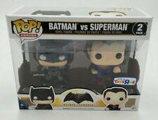 Funko POP! Heroes - Batman vs Superman 2-Pack Metallic (Toys'R'Us Exclusive)