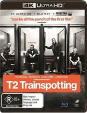 T2 Trainspotting (Blu-ray, 2017, 2-Disc Set)