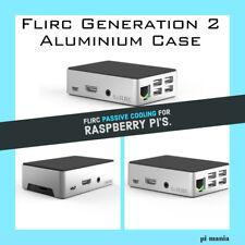 ✅ Flirc Case Pi 2/3/B/B+ Ultra Passive Cooling, Best Case For Raspberry Pi