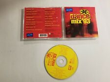 Dance Mix 93 - Much Music by Various Artist (CD, 1993, Quality)