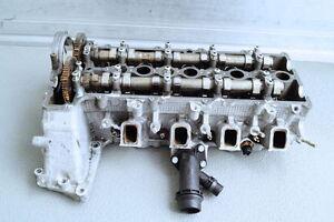 BMW 320D E90 E91 M47 Komplett Zylinderkopf 7785876 7781211