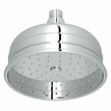 Rohl 1027/8APC Shower Head with Swivel Attachment, Polished Chrome FInish