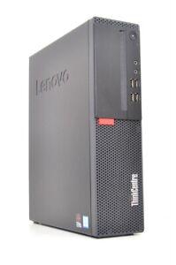 Ordinateur PC LENOVO M710s i3-6100@3,70GHz/4GB DDR4/500Go/Win10Pro Grd A-