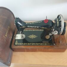 More details for singer sewing machine