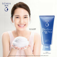 [SHISEIDO SENKA] PERFECT WHIP Foam Cleanser Hydrating Face Wash 120g JAPAN NEW