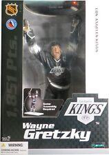 "Wayne Gretzky McFarlane Legends 12"" Figure Los Angeles Kings Black Jersey"