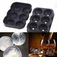 Ice Ball Würfel Sphere Mold 4/6 Round Jelly Mould Set Cocktail Whisky