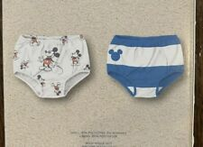 New Mickey Mouse Disney Junk Food baby toddler reusable swim diapers 9-12 months