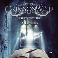 Crimson Wind : Last Poetry Line CD (2015) ***NEW***