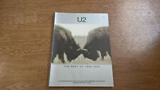U2 Best of 1990-2000 guitar tabs