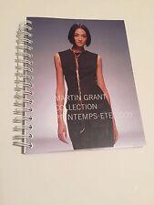 MARTIN GRANT PARIS PRINTEMPS-ETE 2009 | Summer Spring 2009 Collection Look Book