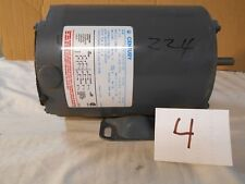 Century 7-150225-01 1/3 HP 3Phase Motor NEW
