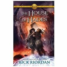 The House Of Hades (The Heroes of Olympus), Riordan, Rick, Acceptable Book