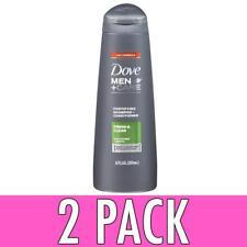 Dove Men+Care Fresh Clean 2 in 1 Shampoo and Conditioner 12 oz