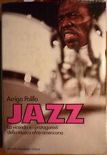 Arrigo Polillo, Jazz, Ed. Mondadori, 1975, I ediz.