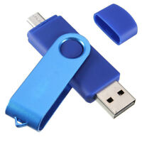 10X(Micro USB Stick Speicherstick 16GB USB 2.0 Flash Drive Memorystick OTG fu I3