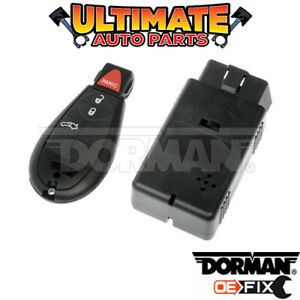 Key Fob / Keyless Entry Remote (4 Button) for 08-10 Dodge Challenger