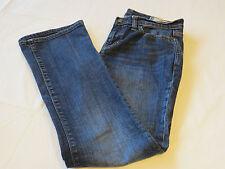 Womens 1969 Gap Jeans 4A 54023 Boot cut stretch Denim blue jeans pre-owned