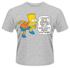 Abbigliamento e accessori grigi The Simpsons